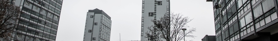 Gorbals High Rise Flats